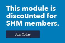 HM18 On Demand | SHM Learning Portal
